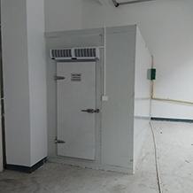 万邦海鲜产品冷库