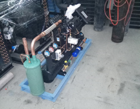 制冷机组成本