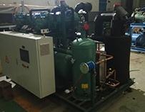 制冷机组生产